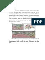 Sejarah Tektonik Zona Kendeng