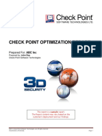 Smart Optimize Sample Report