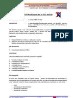 Manual de Ardora y Text Aloud