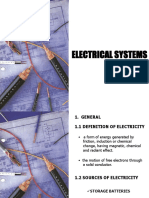 Mech-elecl - 1 Electrical Systems