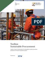 Toolbox Zur Nachhaltigen Auftragsvergabe En