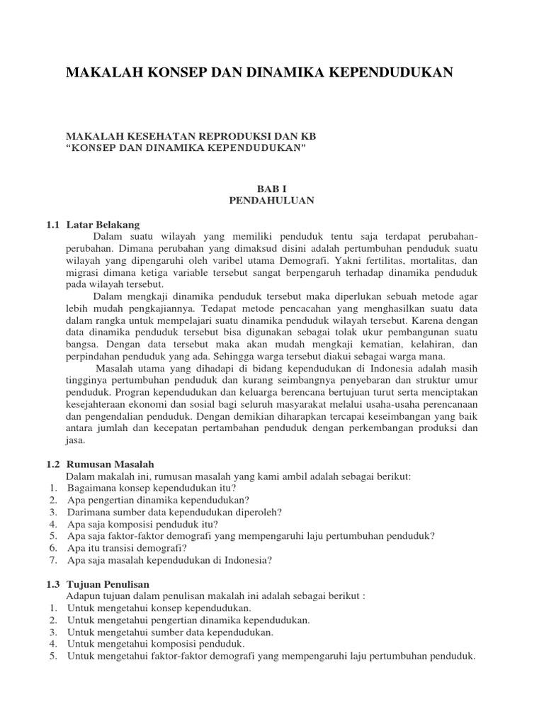 Contoh Makalah Daspen Docx