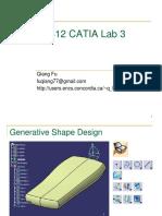 Generative Shape Design 1