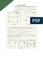 Teoria Das Estruturas - AULA DIA 27-03-2017