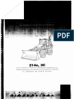 Manual Del Operador 214e, 3c