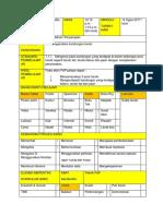 Rancangan Pengajaran Harian 3 Camellia