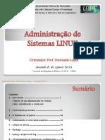 Administração de Sistemas LINUX - Completo (Amanda Serra)