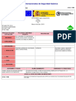 Ficha Internacional Nitrogeno