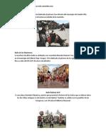 Baile de Los Micos y tradiciones guatemaltecas