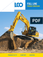 Kobelco_fullline Brochure Full Size Excavators