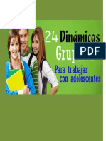 24 Dinámicas grupales
