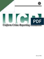 FBI Uniform Crime Reporting Handbook 2004