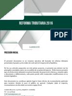 Reforma Tributaria Garrigues
