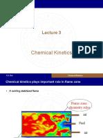 Checmical Kinetics - S.bai