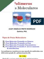 3.Pesos Moleculares