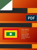 Banderas Colombia