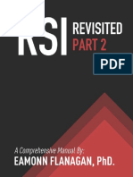 The Reactive Strength Revisited Part 2