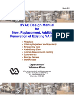 DVA HVAC Design Manual New, Replacement, Addition, Renovation Existing VA Facilities.pdf