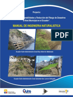 Manual de Ingenieria Naturalistica