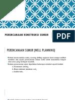 Perencanaan Konstruksi Sumur.pptx