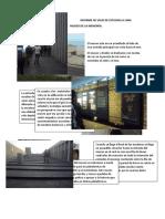 Informe de Viaje de Estudios a Lima