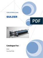 Ft Catalogue - Sulzer Tw11&Pu&p7100