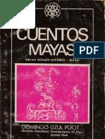 Cuentos mayas. Domingo Dzul Poot.pdf