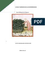 Libro de Las Causas y Remedios - Sta Hildegarda de Binguen
