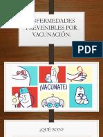 Enfermedades Prevenibles Por Vacunación
