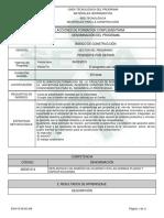 Informe Programa de Formación Complementaria (2)