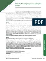 O papel do comitê de ética em pesquisa na avaliação.pdf