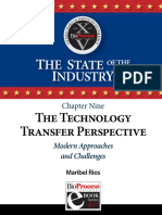 Ch 9 the Technology Transfer Perspective Modern Approaches and Challenges