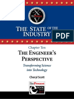 Ch 10 the Engineer's Perspective Transforming Science Into Technology