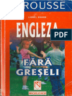 Engleza Fara Greseli