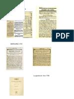 1790 Diario de Lima