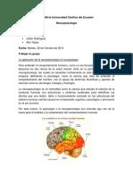 Aplicacion de La Neuropsicologia en La Psicologia