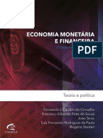 Economia Monetária e financeira - Carvalho et al
