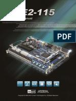 Altera DE2-115 - Manual