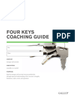 4 Keys Coach Guide