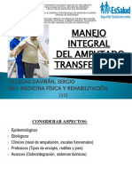 Rehabilitacion Integral Del Amputado Transfemoral