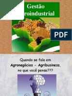 Aula 3 - Gestão de Agrobusiness