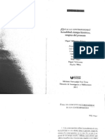 Para Un Concepto Heterocrónico de Lo Contemporáneo-Willy Thayer