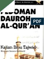 Pedoman Daurah Al-Quran (Abdul-Aziz-Abdur-Rauf)