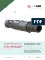 Mechanical Internal Dimple Tool Technical Data Sheet 1.5 13mar15