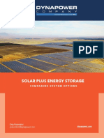 Solar Storage System Comp GUIDEGTM 2 1