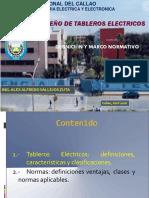 1.- Tableros Electricos y Marco Normativo
