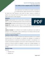 Método de Ensayo Estándar Para Análisis Por Tamiz de Agregados Gruesos y Fino1