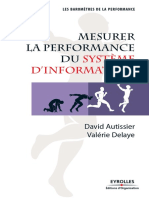 Me Surer La Performance Du System Ed Information