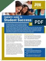 student success guide for parents   teachers