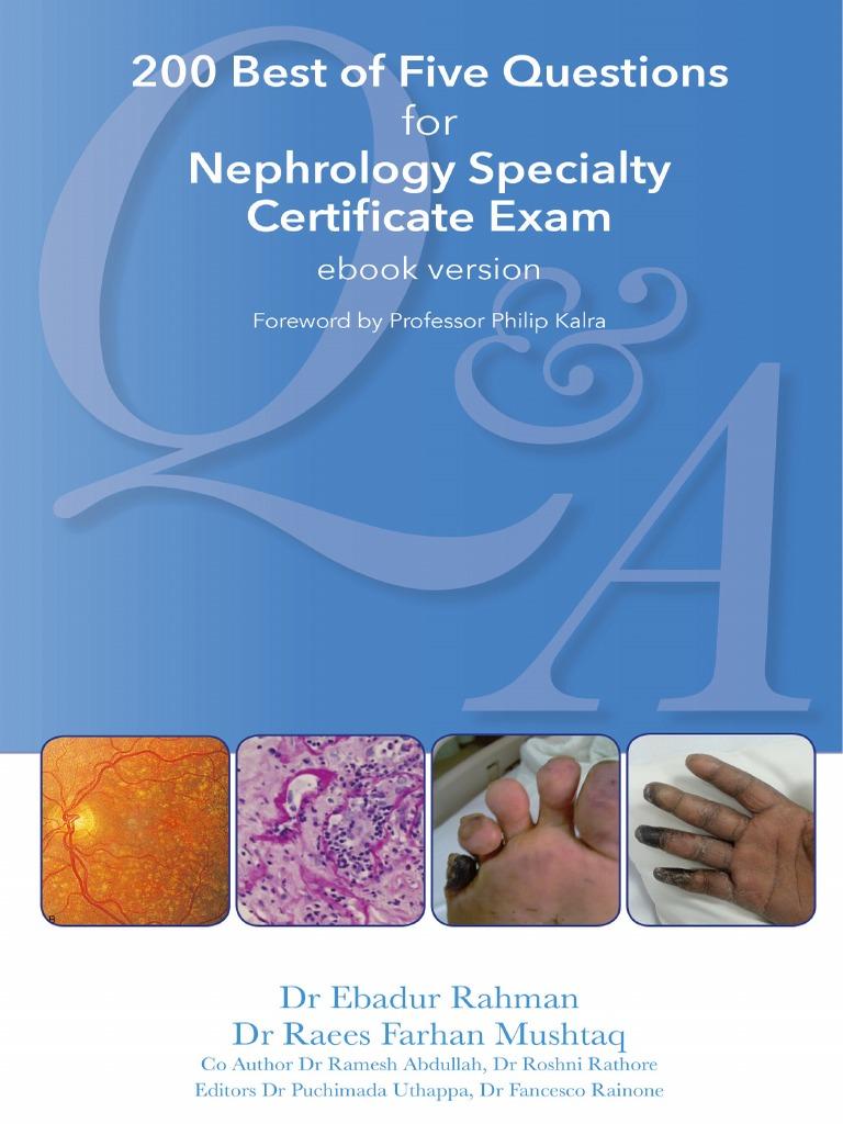 Mrcp nephrology anemia chronic kidney disease fandeluxe Images